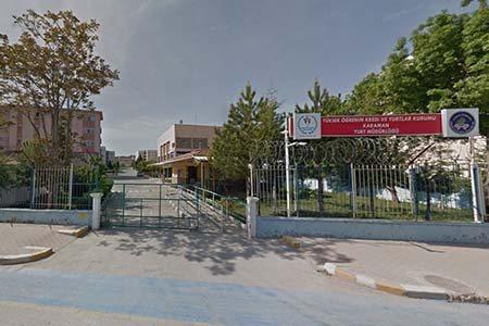 Karamanoğlu Mehmetbey KYK Yurdu