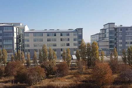 Konya Akşehir KYK Kız Yurdu