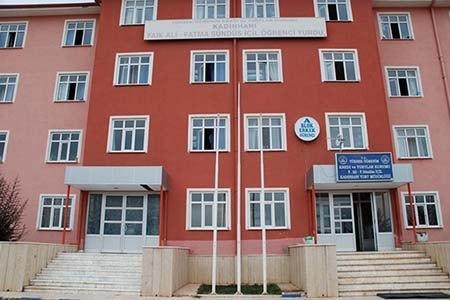Konya F. Ali Fatma Sündüz İçil KYK Yurdu
