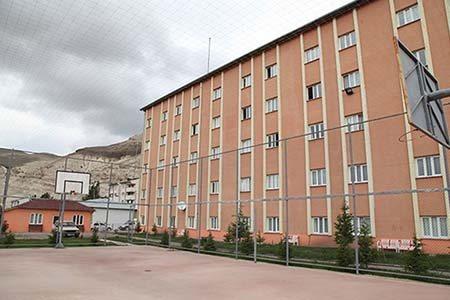 Sivas Enver Bostancı KYK Yurdu