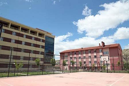 Sivas Zara KYK Öğrenci Yurdu