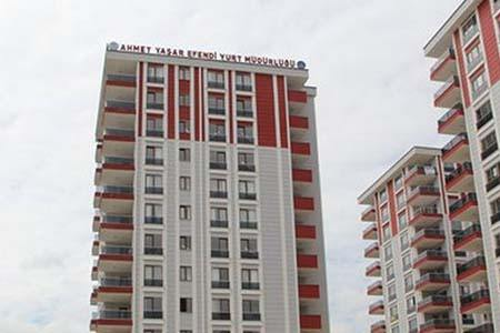 Trabzon Ahmet Yaşar Efendi KYK Yurdu