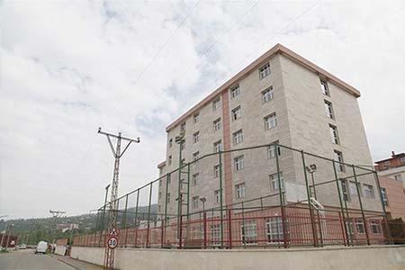Trabzon Beşikdüzü KYK Yurdu