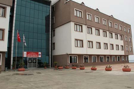 Trabzon Münür Özkurt KYK Yurdu