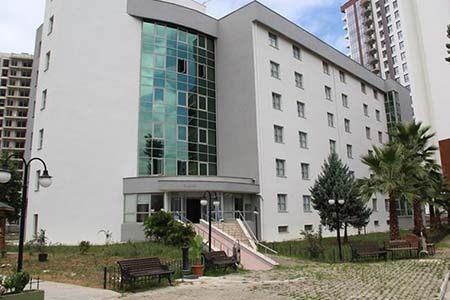 Trabzon Yomra KYK Öğrenci Yurdu