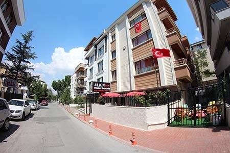 Ankara Alkın Kız Yurdu Bahçelievler Emek Şube