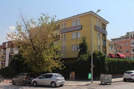 Ankara Alkın Kız Yurdu Emek Şube