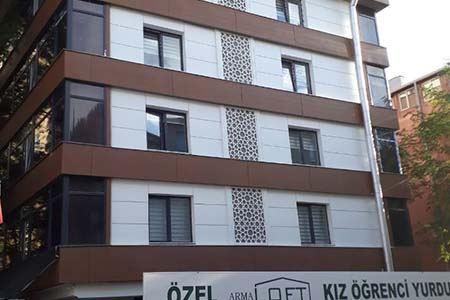 Ankara ArmaLoft Kız Öğrenci Yurdu