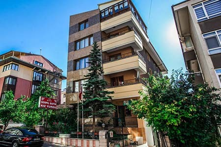 Ankara Aydınlıkevler Kız Yurdu - Emek Serpil