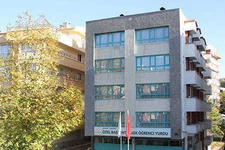 Ankara Başkent Erkek Yurdu - Cebeci