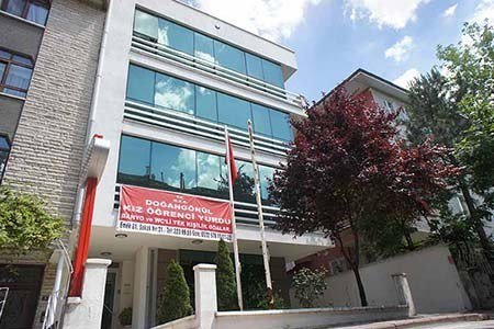Ankara Doğangönül Kız Öğrenci Yurdu