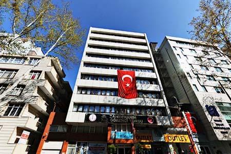 Ankara Zahide Hanım Kız Yurdu Necatibey Şubesi