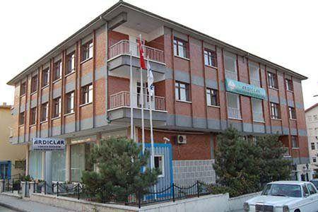 Ankara Ardıçlar Erkek Yurdu - Balgat
