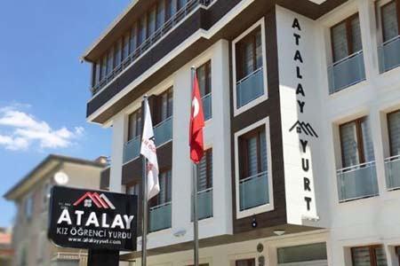 Ankara Atalay Kız Yurdu – Beştepe Şubesi