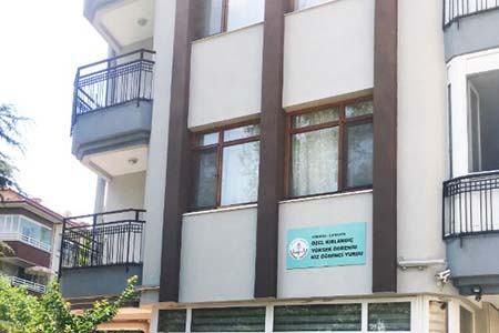 Ankara Kırlangıç Kız Öğrenci Yurdu