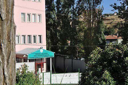 Ankara Muradiye Hasköy Kız Yurdu