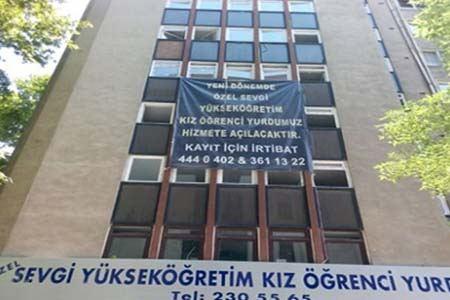 Ankara Sevgi Kız Yurdu