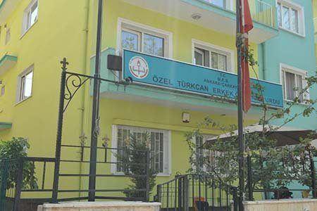 Ankara Türkcan Erkek Yurdu