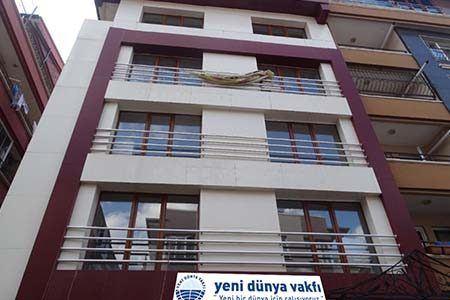 Ankara YDV Cebeci Kız Yurdu