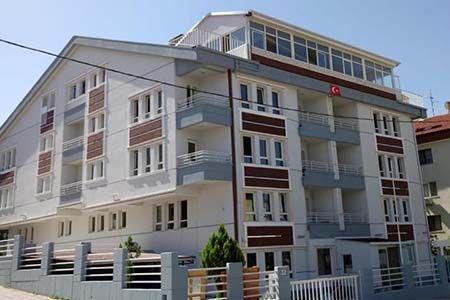 Ankara YDV Lütfiye Hanım Kız Yurdu