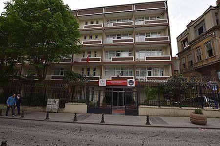 İstanbul Çemberlitaş KYK Kız Yurdu