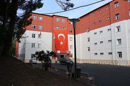 İstanbul Bahçeköy KYK Erkek Yurdu