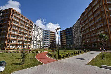 İstanbul Atatürk KYK Kız Yurdu