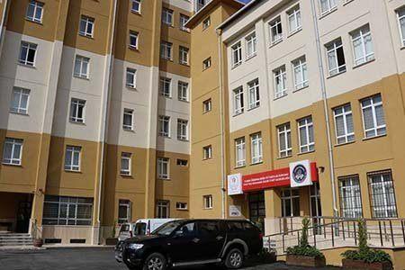 İstanbul Vali Muammer Güler KYK Yurdu