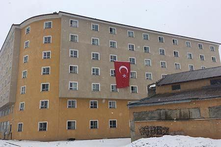 Ağrı Ahmedi Hani KYK Öğrenci Yurdu