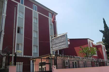 Adana Sultan Kız Öğrenci Yurdu