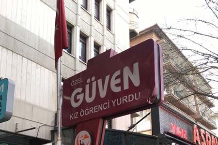 Ankara Güven Kız Öğrenci Yurdu - Beşevler Şubesi