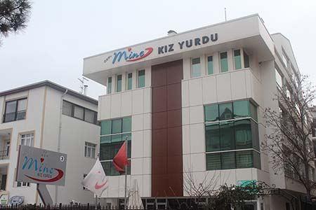 Ankara Mine Kız Öğrenci Yurdu 3. Şube