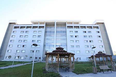 Antalya Korkuteli KYK Öğrenci Yurdu