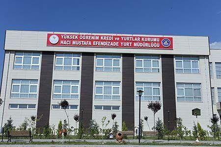 Aydın Hacı Mustafa Efendizade KYK Yurdu