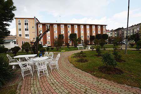 İstanbul Avcılar Atatürk KYK Kız Yurdu