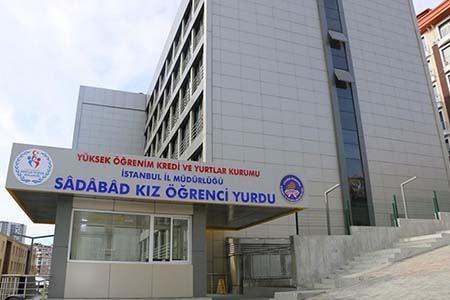 İstanbul Sadabad KYK Öğrenci Yurdu