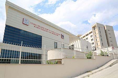 KYK Mersin Yenişehir Öğrenci Yurdu