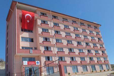 Yozgat Ahmet Efendi KYK Öğrenci Yurdu