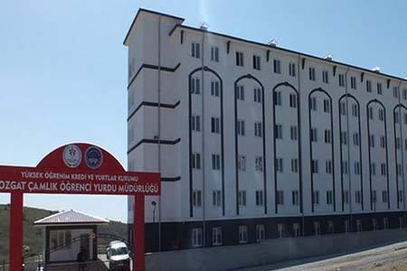 Yozgat Çamlık KYK Yurdu
