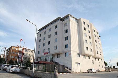 Yozgat Bozok KYK Öğrenci Yurdu