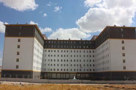 Yozgat Kınalı Hasan KYK Öğrenci Yurdu