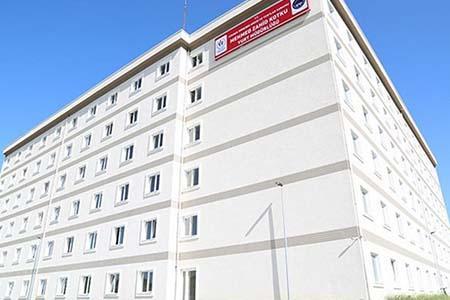 KYK Bursa Mehmed Zahid Kotku Öğrenci Yurdu