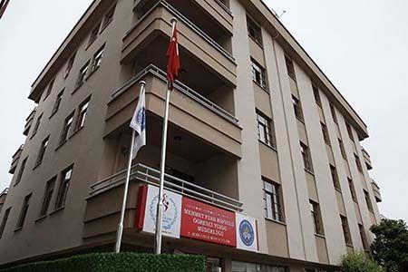 Ordu KYK Mehmet Fuad Köprülü Öğrenci Yurdu