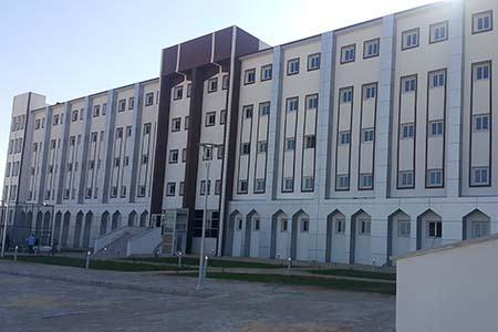 Afyon Bolvadin KYK Erkek Yurdu