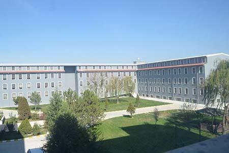 Afyon Tınaztepe KYK Öğrenci Yurdu