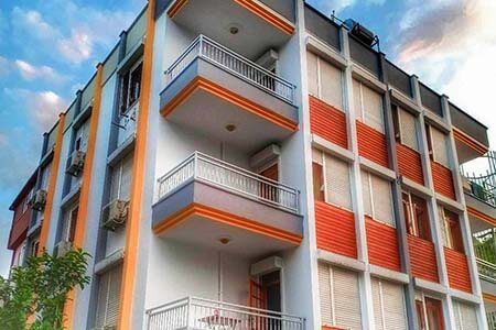 Antalya Salilyas Kız Öğrenci Apart 2