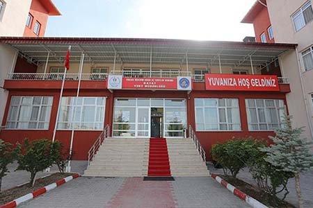 Afyon Bayat KYK Öğrenci Yurdu