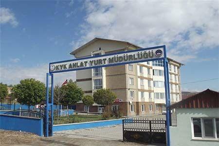 Bitlis Ahlat Öğrenci Yurdu KYK