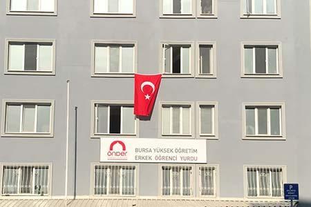 Bursa Önder Erkek Yurdu