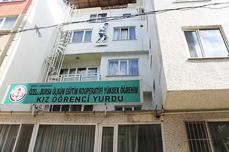 Bursa Ülküm Kız Öğrenci Yurdu